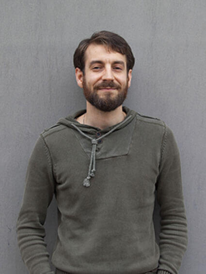 Claus Schmitz PhD Student CSIC
