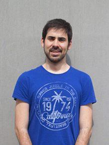 Jorge García PhD Student CSIC