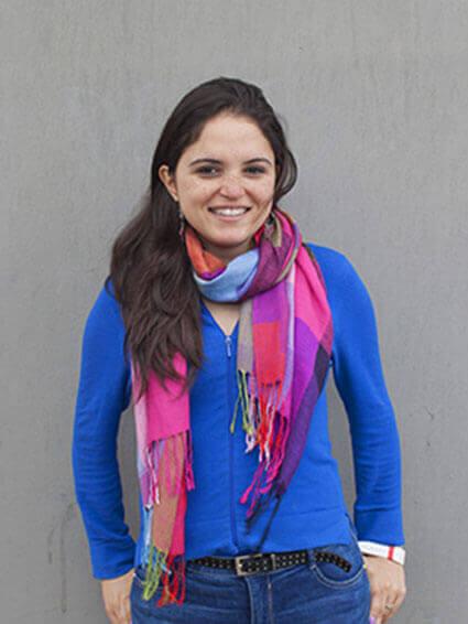 Mariana Castrillo Bricenyo Postdoctoral Researcher CSIC