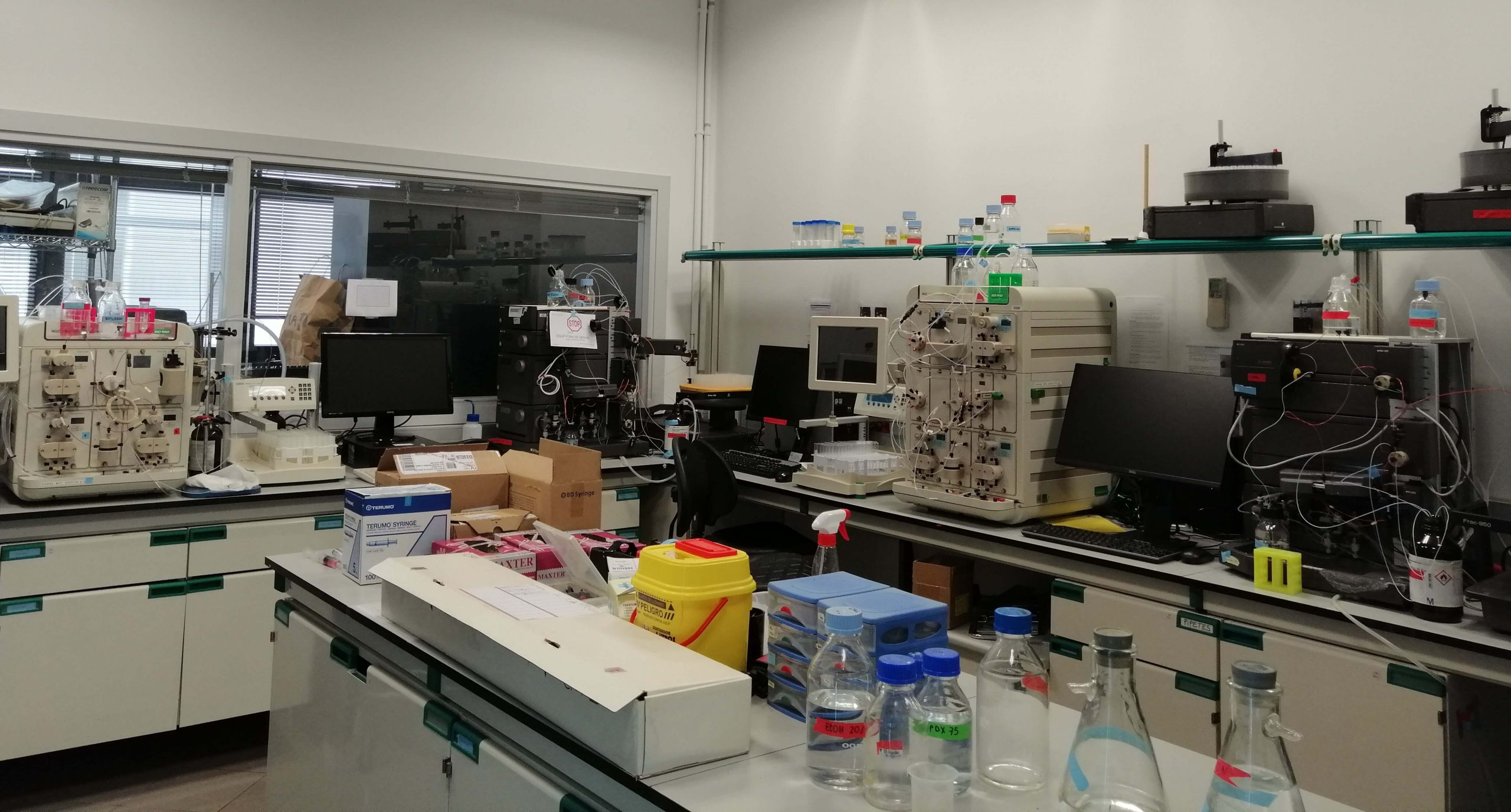 Protein purification service ibmb equipment