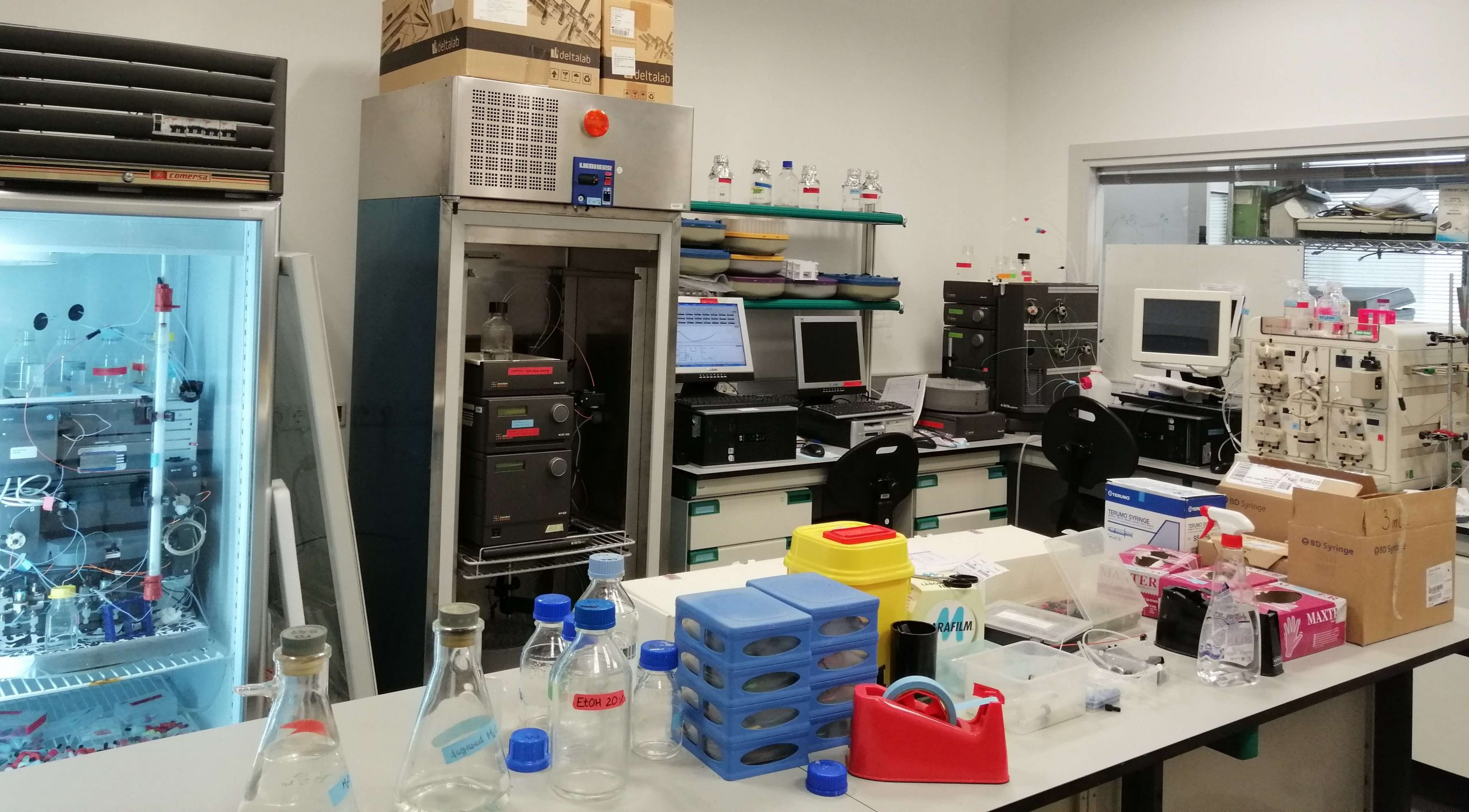 Protein purification service ibmb presentation