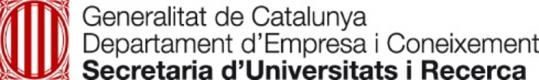 Logotipo Generalitat SUR